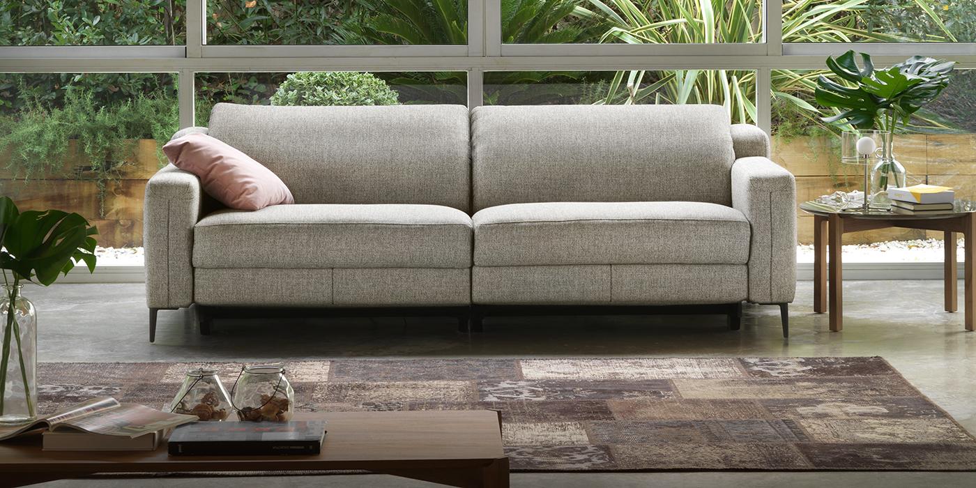 Sofas de alta gama fabulous sof flap de edra vista rpida for Liquidacion sofas online