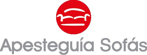 Logotipo Apesteguía Sofás