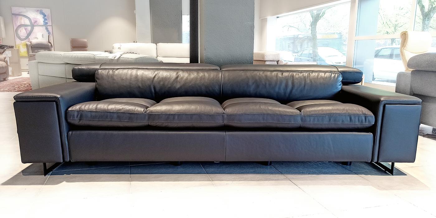 Nuevo modelo sofá piel