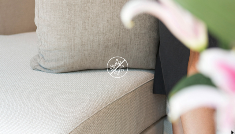 Higiene sofa COVID-19
